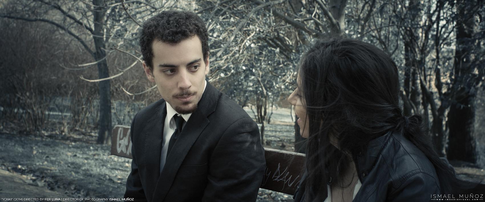 Juanlu Nuñez, Soraya Valadés - Yonki